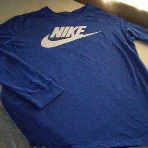 Nike Sports Shirt Size Large